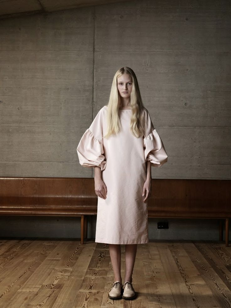 IIIINSPIRED: looks _ beautiful linen, cotton, silk and wool pieces from claudia bertini