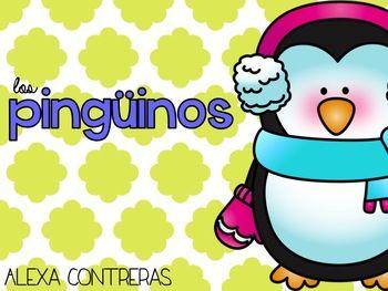Esta unidad acerca de los pingüinos es la manera perfecta de que tus alumnos aprendar todo acerca de estas aves no voladoras tan interesantes de una manera fácil y divertida. Encontrarás las siguientes actividades: *Tarjetas de informacion de nueve especies de pingüinos *Todo acerca de los pingüinos *Diagrama *Los pingüinos pueden, tienen, son *Diagrama de Venn *Anatomía del pingüino *Mi libro de los pingüinos *Tipos de pingüinos (una página dedicada a cada especie) *Si yo fuera un pingüino…