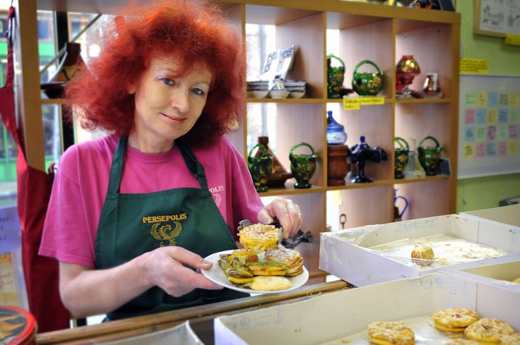This little café inside Peckham's Persian delicatessen, Persepolis, is a fun place serving fun food. Sally Butcher has made it her mission to bring the flavours...