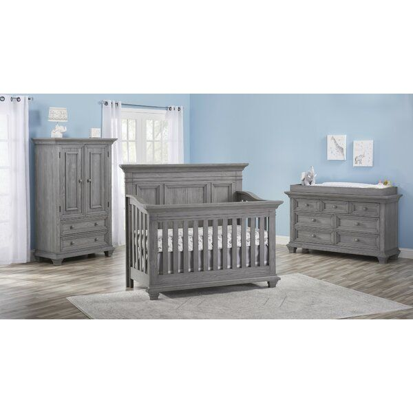 The Tadcaster Convertible Standard 3 Piece Nursery Furniture Set That Can Be Converted To A Toddle In 2020 Nursery Furniture Sets Baby Furniture Sets Nursery Furniture