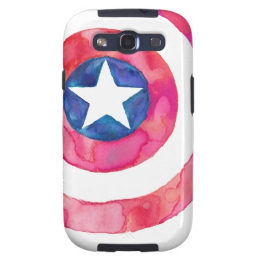Captain's Phone! Samsung Galaxy S3 Cover