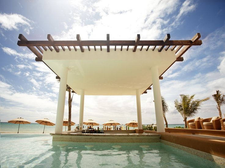 Resort near Playa del Carmen -Banyan Tree Mayakoba