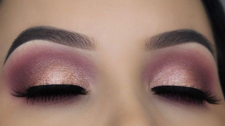 5 Minute Eye Make-up for Hooded Eyes
