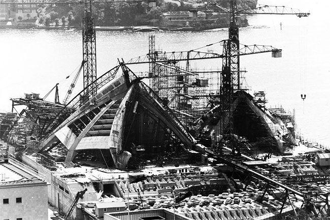 Teatro dell'opera di Sydney 1900