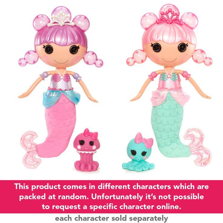 Lalaloopsy Bubbly Mermaid - Assorted | ToysRUs - Australia's BIGGEST Range of Toys!
