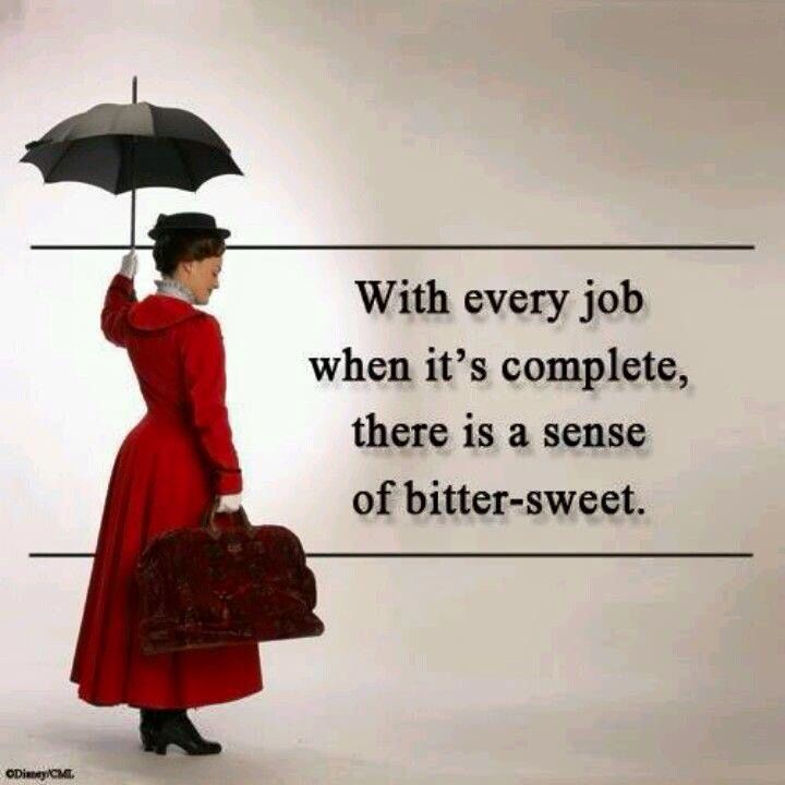 Mary Poppins Love Quotes