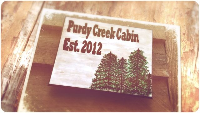 FOR RENT..Welcome to Purdy Creek Cabin.  Located in Lakeville, PA.  Available for nightly, weekend and weekly rentals