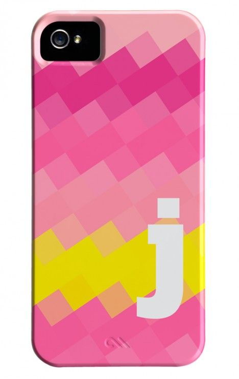 Fun, bright iphone case for this spring!