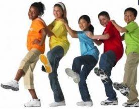 Muziek en liedjes: just dance kids