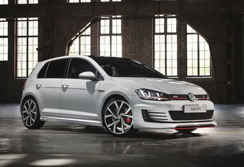 New body kits for Performance VW Golf models