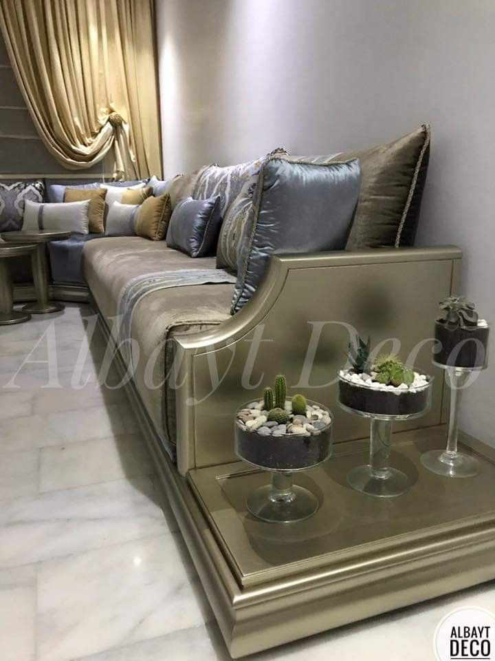 Pin By Albayt Deco On Albayt Deco Home Decor Luxury Sofa Design Moroccan Living Room