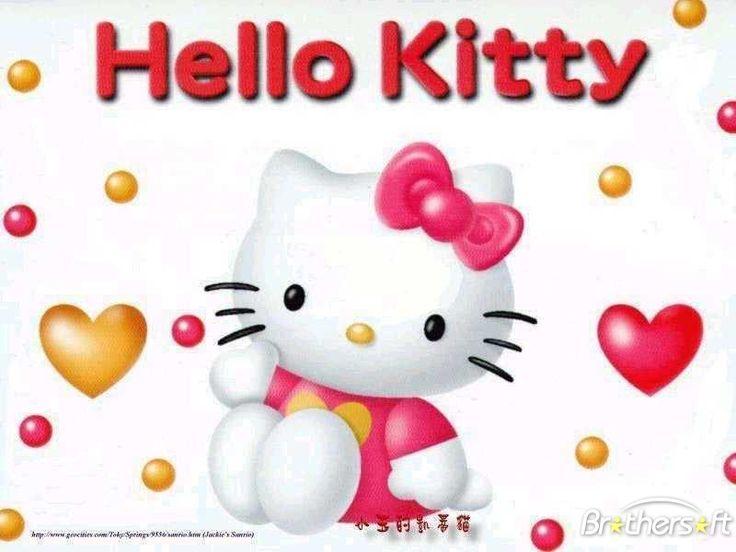 Hello Kitty Tapete Auf Rechnung : Free Hello Kitty