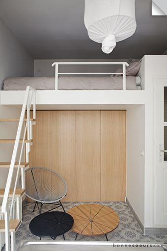 Best 25 mezzanine bed ideas on pinterest - Bed kamer mezzanine ...
