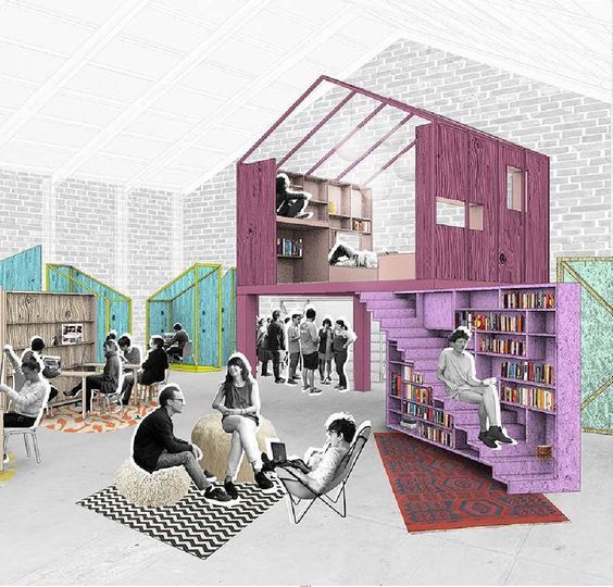 #ClippedOnIssuu from Oleksandra Topolnytska Architecture Portfolio: