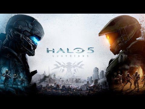 Halo 5 Guardians Pelicula Completa Español 1080p 60fps | Todas las Cinematicas - Game Movie 2015 - YouTube