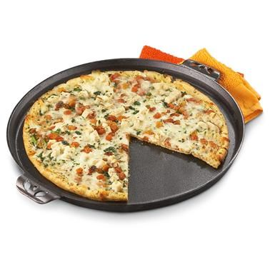 Camp Chef® Cast Iron Pizza Pan