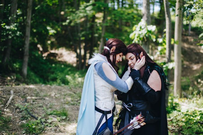 Critical Role Vox Machina Group Cosplay Group Cosplay Vox Machina Cosplay