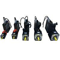 Servo motor sistemlerinin kullanıldığı alanlar günden güne artış göstermektedir. Endüstriyel makinalar için gerekli olan güç potansiyeline sahip olan servo motorlar yaygın olarak kullanılmaktadır. http://www.sahinrulman.com/servo-motor-surucu/