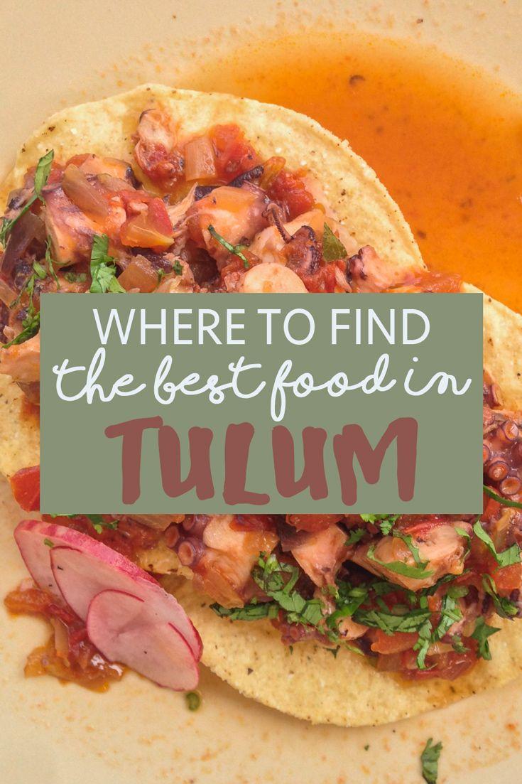 #tulum #quintanaroo #mexico #food