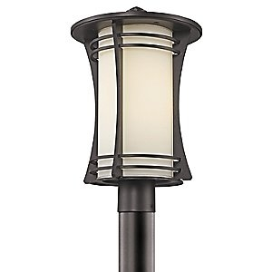 79 best asian accents images on pinterest asia asian style and courtney point outdoor post mount by kichler craftsman asian outdoor post light mozeypictures Image collections