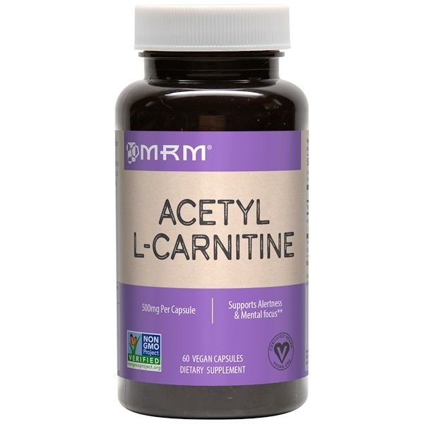 The Physical and Mental Benefits of Acetyl-L-Carnitine Acetyl-L-carnitine is an amino acid (a building block for proteins) that is naturally produced in the body. It helps the body produce energy. Acetyl-L-carnitine is used for a variety of mental disorders including Alzheimer's disease, age-related memory loss, late-life depression, thinking problems related to alcoholism, and thinking problems related to Lyme disease.  used for Down syndrome, poor circulation in the brain.USE CODE SAM5233