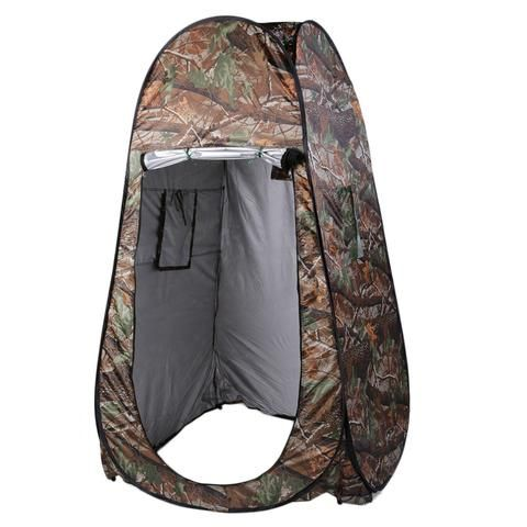 Free Shipping shower tent beach fishing shower outdoor camping toilet tent,changing room shower tent with Carrying Bag - AuhaShop