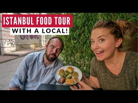 (48) Istanbul Food Tour With A Local   Turkish Str…