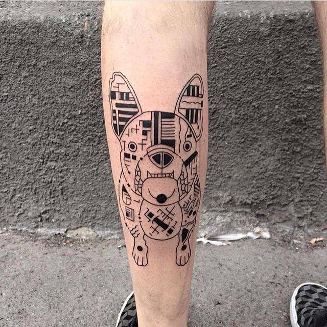 les 25 meilleures id es de la cat gorie tatouage bouledogue sur pinterest tatouage de. Black Bedroom Furniture Sets. Home Design Ideas