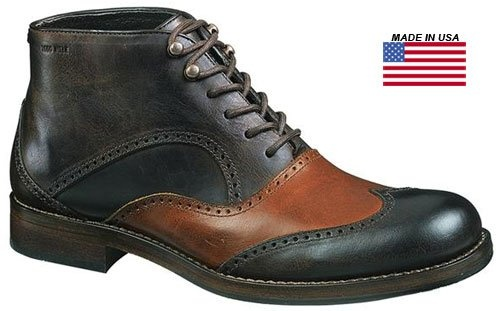 Wolverine Men's W Wolverine Boot, Gold, 11 W US Straightforward and hard-working, this waterproof work boot gets the job done. Feet feel dry thanks to a breathable mesh lining and water-sealed sole, and thermal foam insulates on colder days.