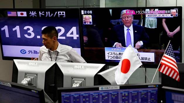 Dollari heikoimmillaan sitten Trumpin valinnan - Pörssiuutiset - Ilta-Sanomat