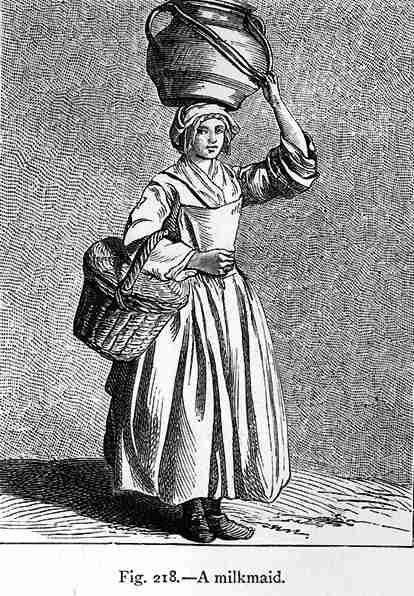 18th Century Peasant Clothing | Proletarian and Peasant Dress in 18th Century France