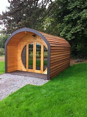 5 Meter Camping Pod, Glamping Pod, Garden office, Shepherds hut, Business space in  | eBay!