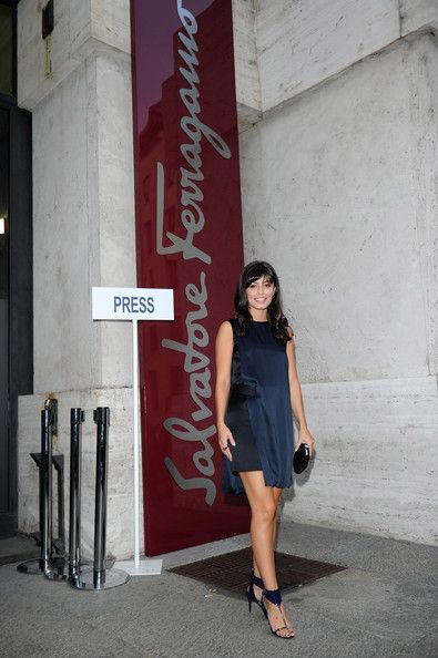 Alessandra Mastronardi Photos - Alessandra Mastronardi attends the Salvatore Ferragamo show as part of Milan Fashion Week Womenswear Spring/Summer 2014 on September 22, 2013 in Milan, Italy. - MFW: Arrivals at Salvatore Ferragamo