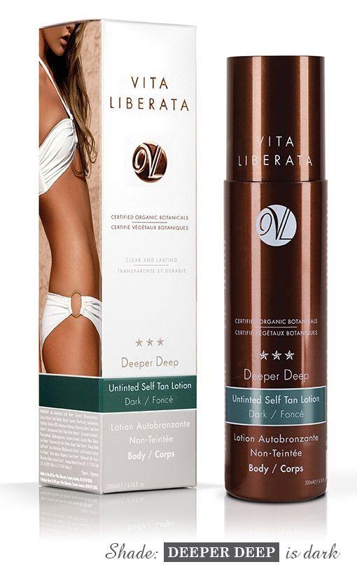 Vita Liberata Untinted Self Tan - Beauty and the Boutique