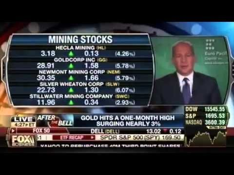 Gold Stocks Price Will Rise Dollar & Economic Collapse Coming
