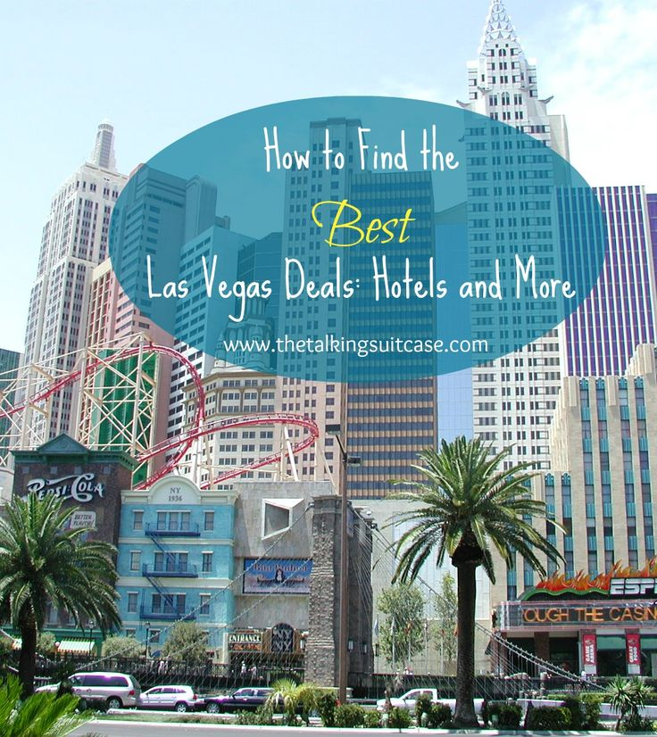 Best Las Vegas Deals Hotelore