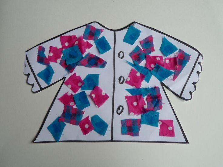 Een jas vol spettertjes