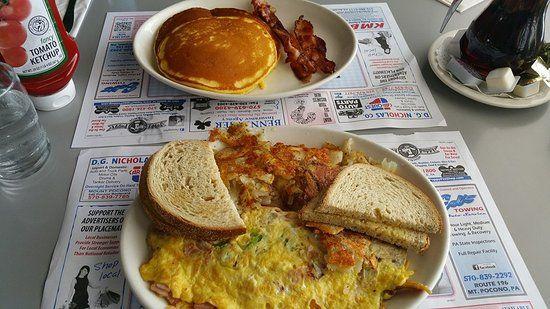 Pioneer Diner, Mount Pocono - Restaurant Reviews, Phone Number & Photos - TripAdvisor