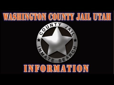 http://www.youtube.com/watch?v=3Kp2qPoIQHY  Information about the Washington County Jail in Hurricane Utah. All Washington County jails: http://www.countyjailinmatesearch.com/washingtons-county-jails.html