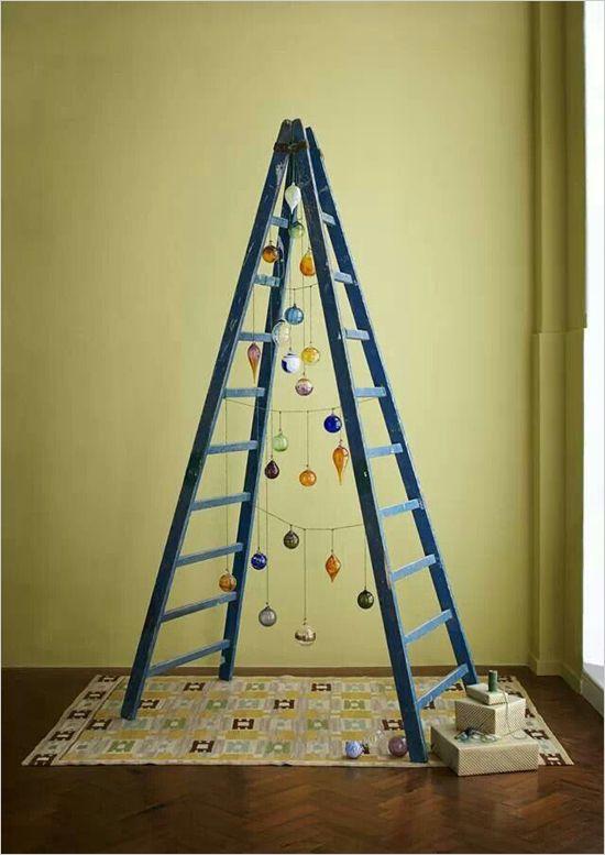 17 Alternative Christmas Trees