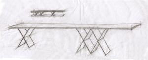 Möbelkollektion Double X und Tripple X// Bauort: Mainz // LPH 1-9// Bauzeit: 6 Wochen// Baukosten: auf Anfrage