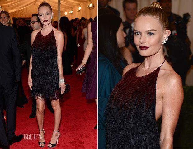 Prada again! Good god, Kate Bosworth looked sensational!