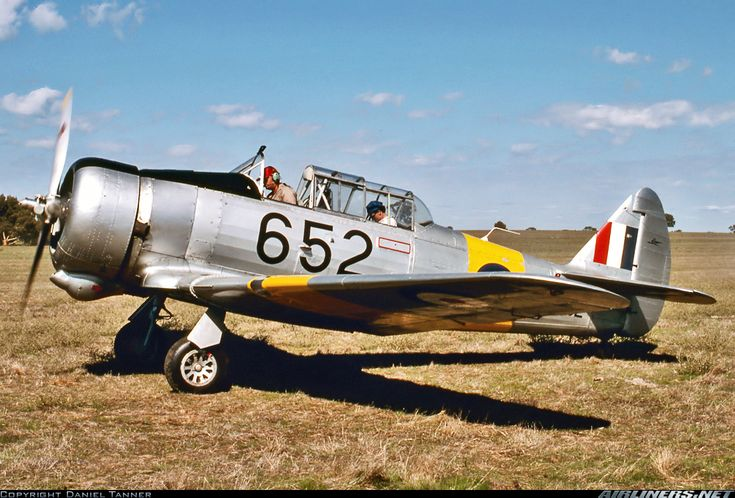 Commonwealth CA-16 Wirraway 3 aircraft picture