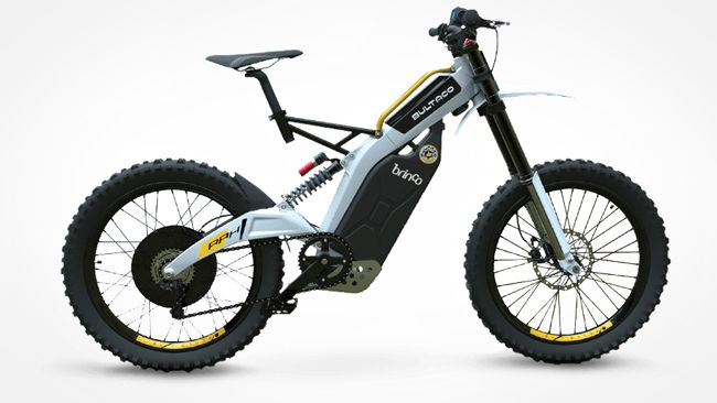 - Bultaco lance une petite moto tout-terrain électrique