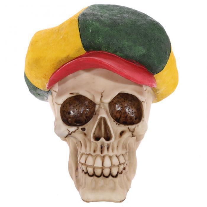 Teschio in resina formato maxi soggetto cappello rasta #teschi #teschio #skull #skulls #cappelli #cappello #rasta #art #arts #design #gotici #gotico #gothic #gothics #halloween #party #horror #collezionare #collezionista #collezioniste #collezionisti #colleziona #collezione #collezioni #colleziono #decorare #decorativa #decorativi #decorativi #decorativo #decorazione #decorazioni #gadget #gadgets #gift #gifts #ecommerce #homebusiness #negozi #negozio #shopping #entrataliberashopping…