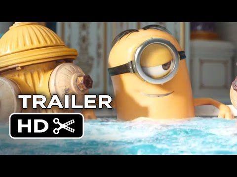 Minions TRAILER 3 (2015) - Animated Sequel HD - YouTube