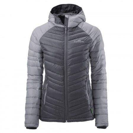 Alptic Women's Down Jacket - Granite