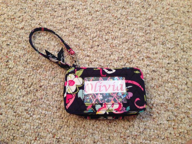 Vera Bradley Ribbons smartphone case