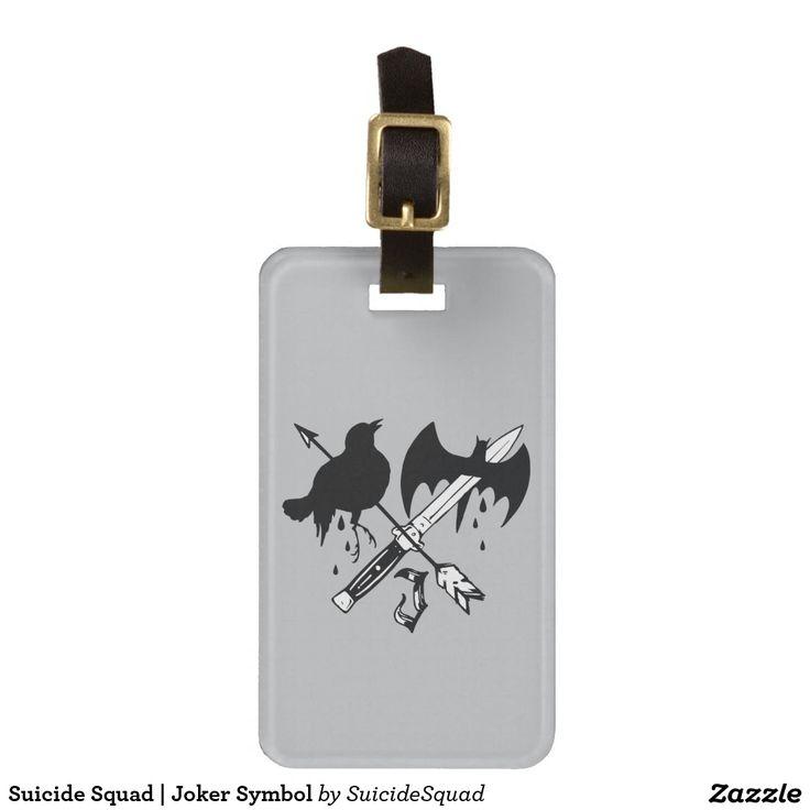 Suicide Squad | Joker Symbol
