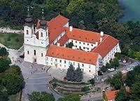 Image result for Tihany, bencés apátság